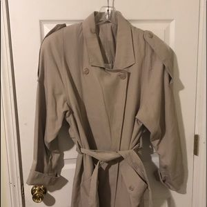 Lord and Taylor coat sz 10